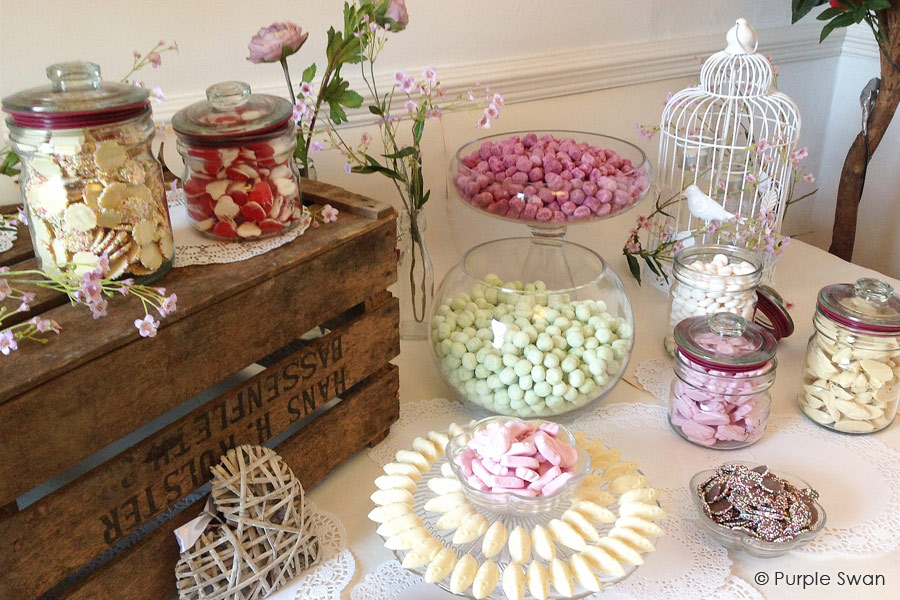 Sweet And Cake Buffet