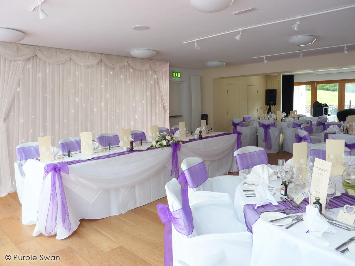 Wedding Venue Decoration   Cumbria   Lake District   Lancashire