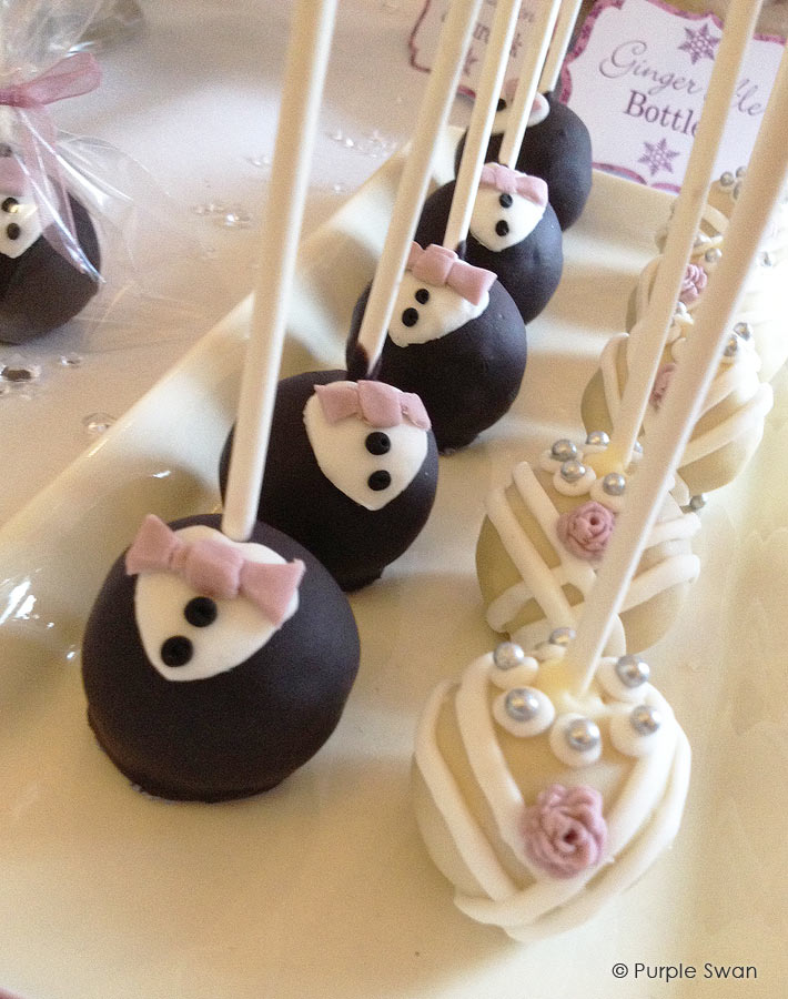 wedding pop cakes cake pops for weddings cumbria lake district lancashire 9865