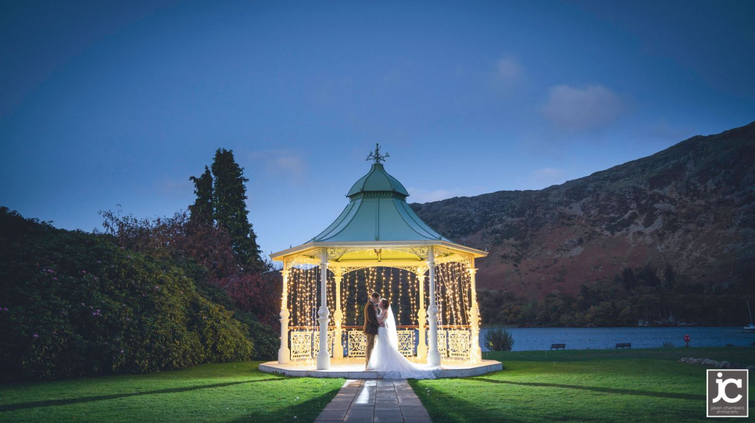 Fairy Lights For Weddings Cumbria Lake District