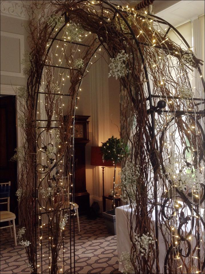 Wedding Arches and Aisle Decoration